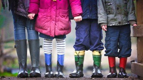 Verstärkung für unsere Kindergärten gesucht!