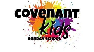 Covenant kids and faith formation!