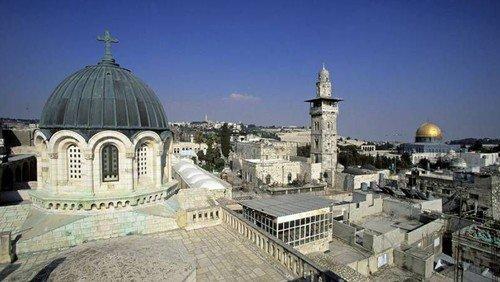 Hinauf nach Jerusalem