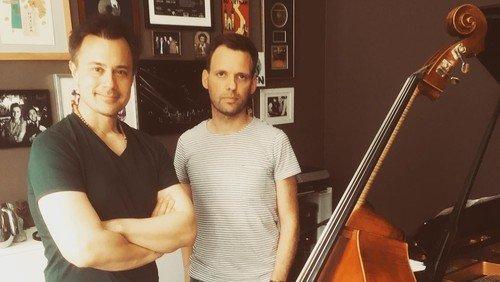 Radiokoncert med Chris Minh Doky og Martin Valsted