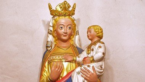 Die Spandauer Madonna