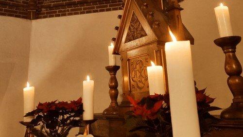 Weihnachten in Markgrafpieske