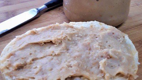 Leckerer, süßer Brotaufstrich aus der Luruper Kulturküche
