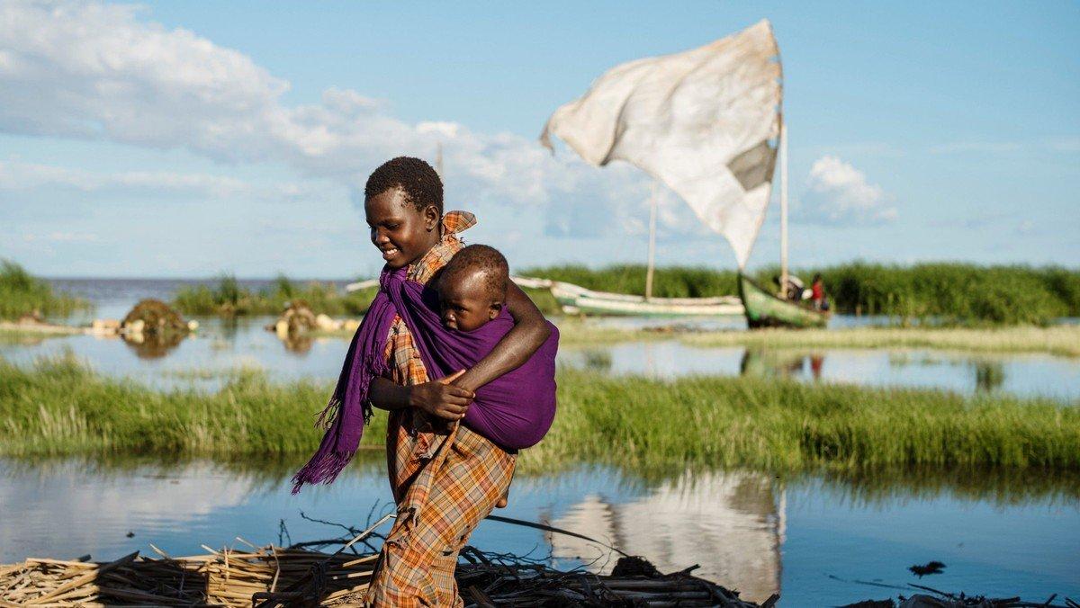 Vi samler ind digitalt til verdens fattigste den 14. marts