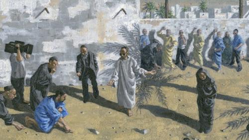 St. John's Ash Wednesday Service, Readings & Sermon