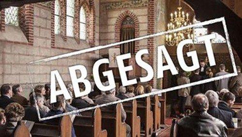 Weitere Absage der öffentlichen Sonntagsgottesdienste bis vorerst Ende Februar