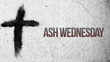 Thought For The Day - Ash Wednesday,  17 February 2021