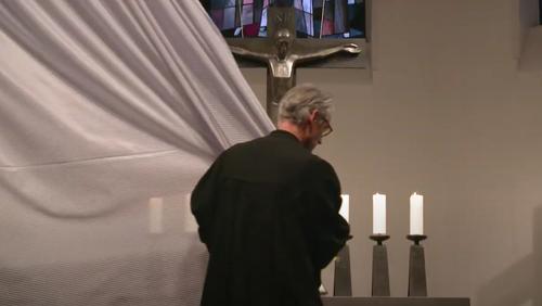 Gottesdienst zum Aschermittwoch (Video)