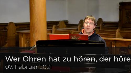 Andachten der Evangelischen Kirchengemeinde Lennep