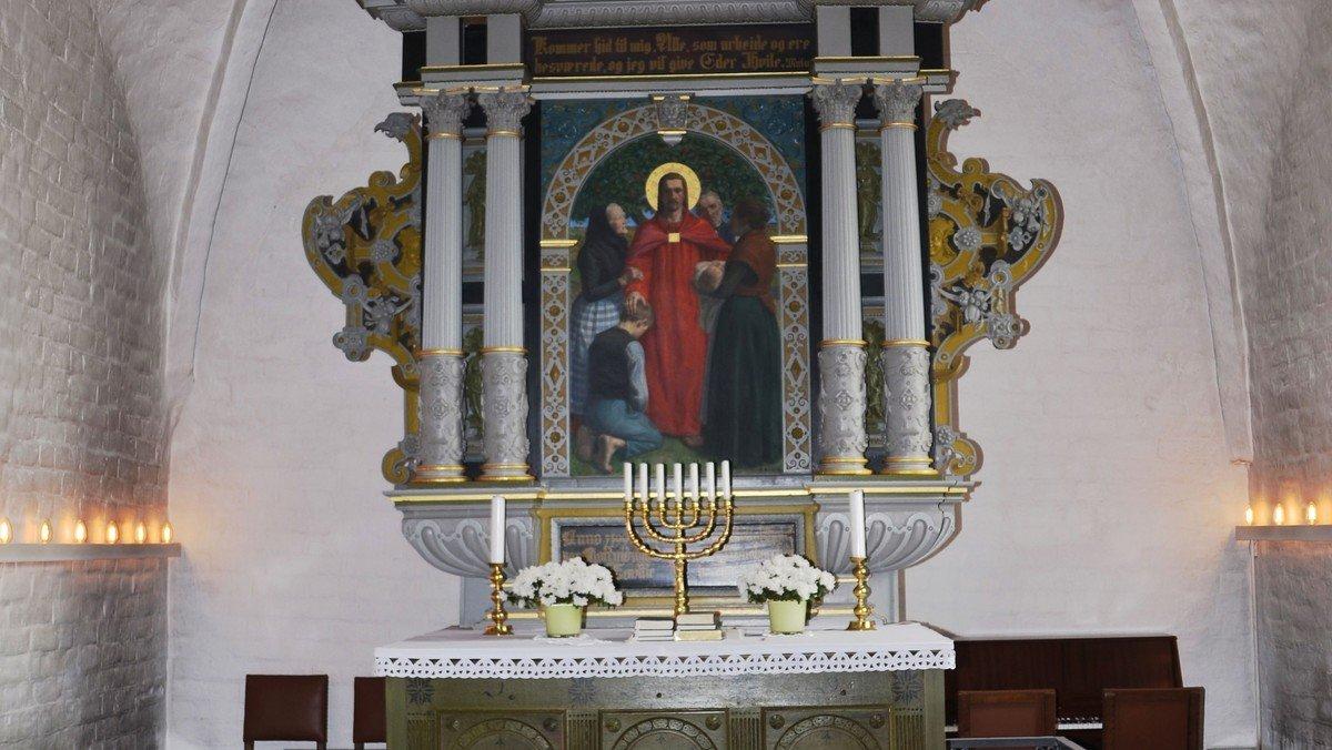Stillegudstjenester i Vejby kirke