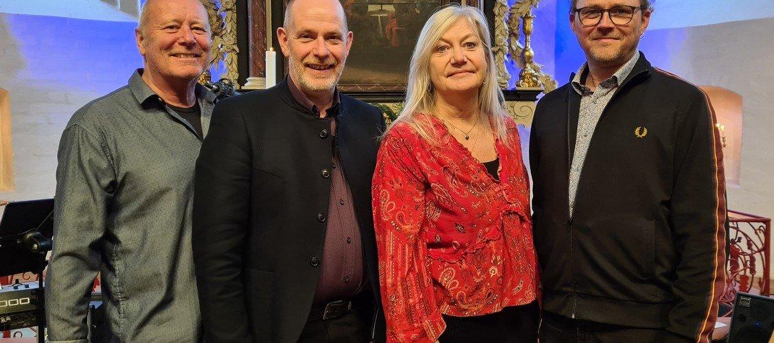 Gratis online koncert med Tine Lilholt og Klaus Thrane