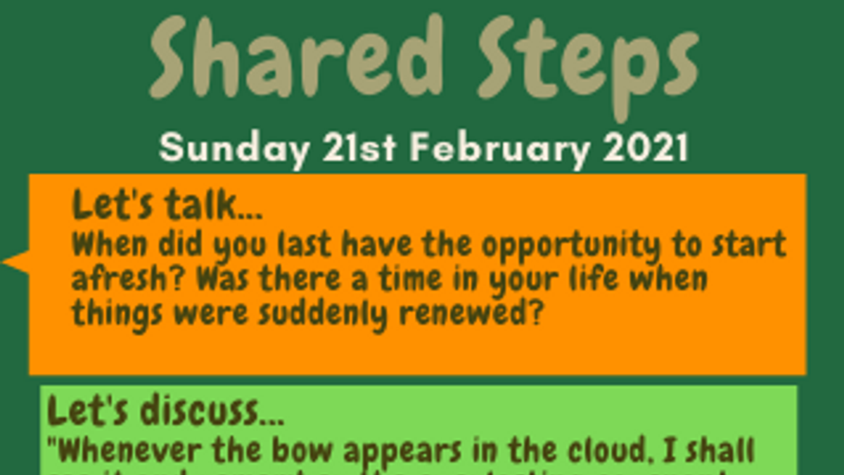 2021 02 21 - Shared Steps