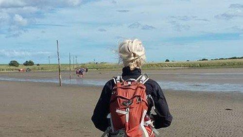 Med Kristine Stricker Hestbech på Lindisfarne (Afsnit 5 ud af 12)
