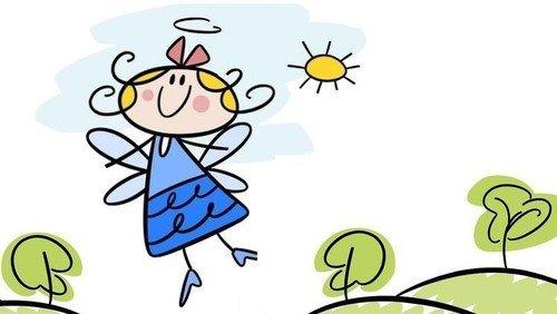 Herzliche Einladung zum KinderBibelVormittag - Was ist eigentlich der Job von Engeln?