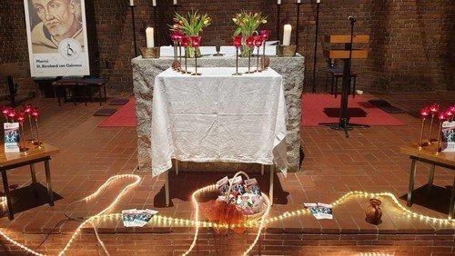 Erster Geburtstag der Lazarus-Dienste