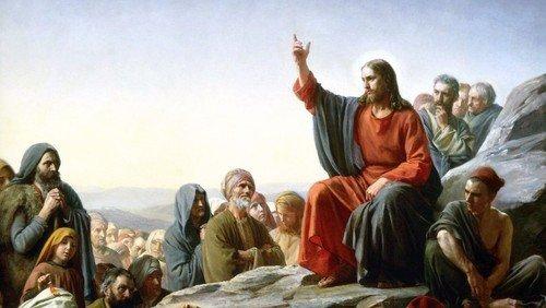 Prædikenserie over bjergprædiken