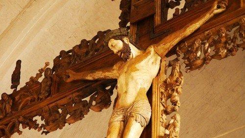 Zeitreise - Das Triumphkreuz im Lübecker Dom