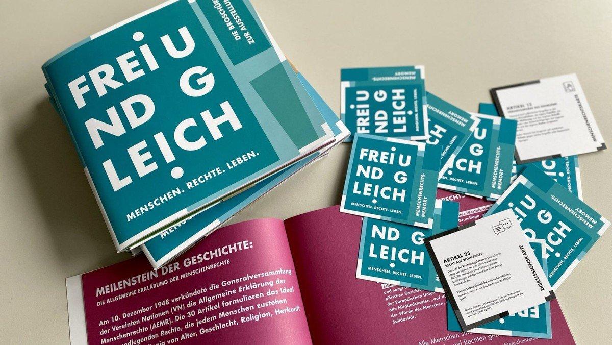 Menschen-Rechte-Leben – Die Broschüre rund um die Menschenrechte
