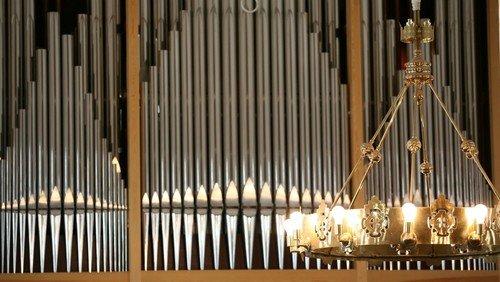 En hilsen fra organisten