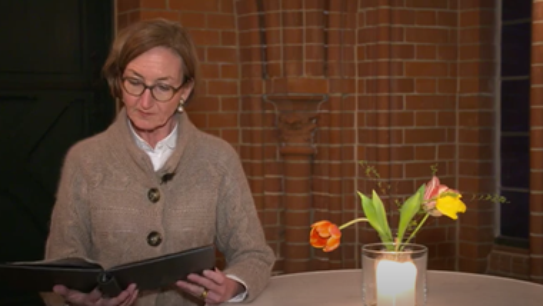 Klang-Gedanken am 25. Februar (Video)