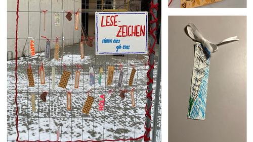 Zeichen-Zaun, Familien-Rallye – Aktionen für Kinder