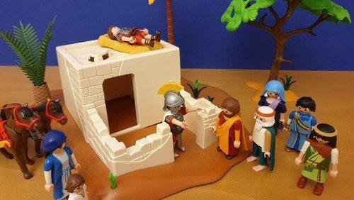 Bibelgeschichten aus Playmobil