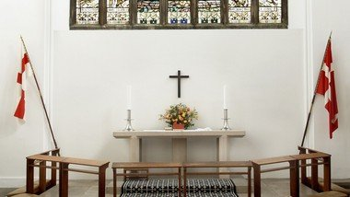 Genåbning af kirken