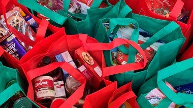 Support the Food Bank and Give