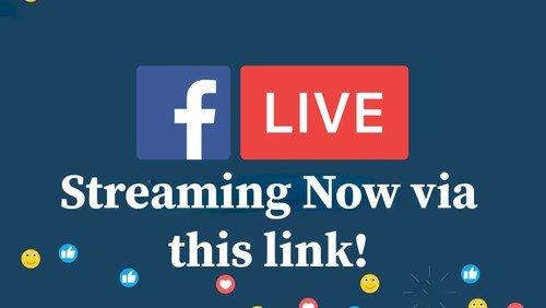 Livestream Watch on Sunday 7th March.