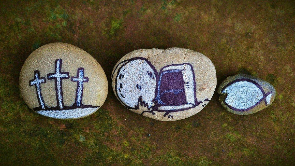 Wir feiern anders! - Offene Kirchen statt  Präsenzgottesdienste  an Ostern  !