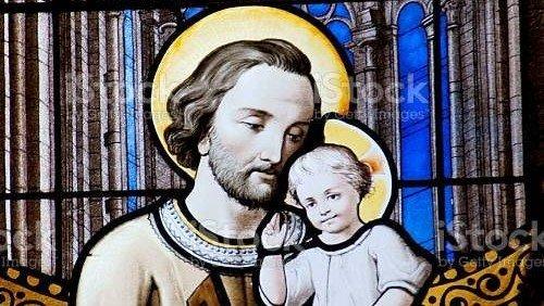 Heiliger Josef, Bräutigam der Gottesmutter Maria