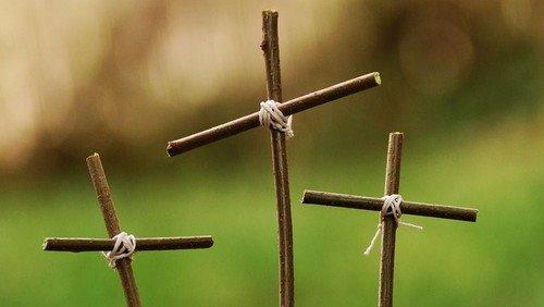 Passions- und Osterzeit auf einen Blick
