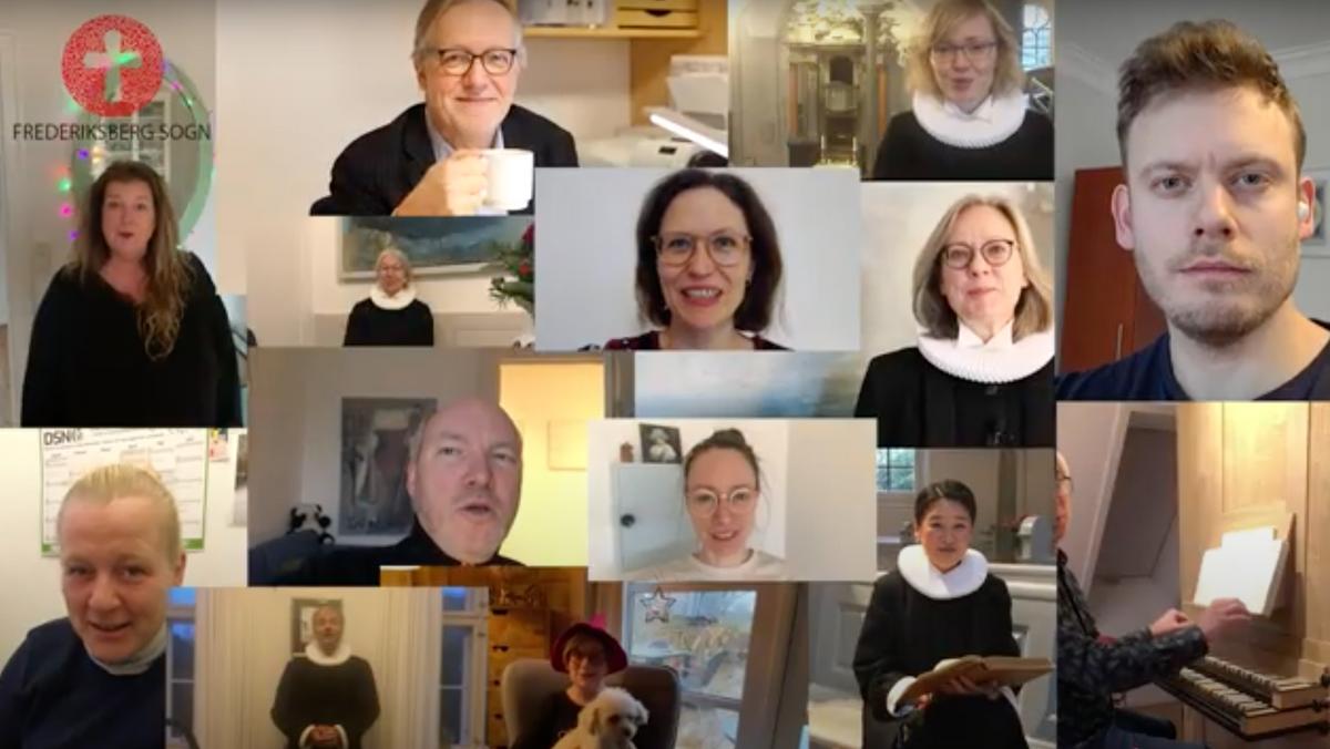 Refleksioner fra Frederiksberg Sogns Menighedsråd: Kirken er for mennesker og skabes af mennesker!