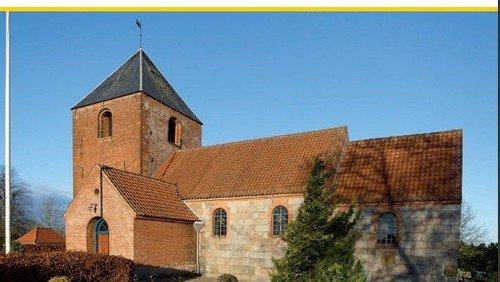 Kirkeblad Astrup-Rostrup marts-juni 2021
