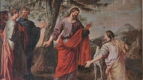 I Faderens, Sønnens og Helligåndens Navn. Amen