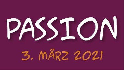 Passionsandacht am 3. März