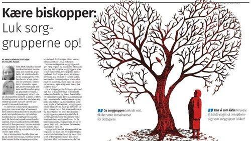 Kristeligt Dagblad 2/3 2021: