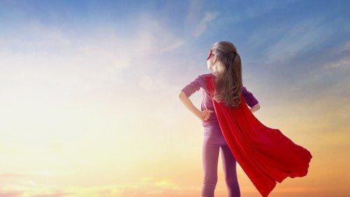 Super kræfter, der kan redde verden