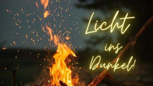 Licht ins Dunkel! Gründonnerstag für Jugendliche in AB