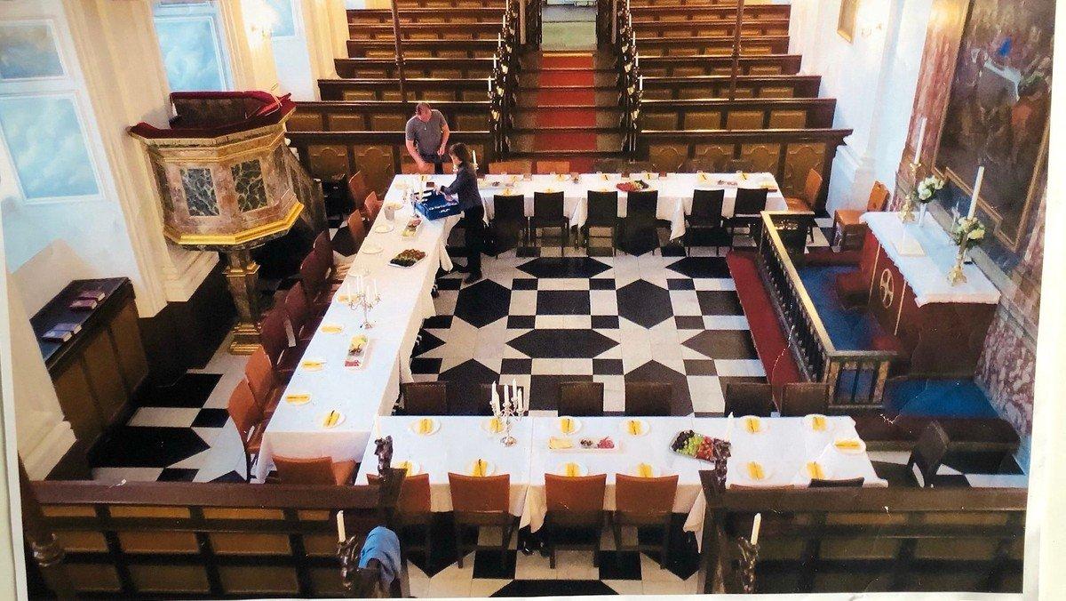 Refleksioner fra Frederiksberg Sogns Menighedsråd: En særlig aftengudstjeneste i Frederiksberg Slotskirke