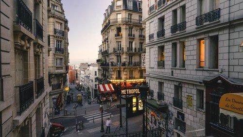 Paris i Covid-tid: Beretning fra une jeune fille au pair