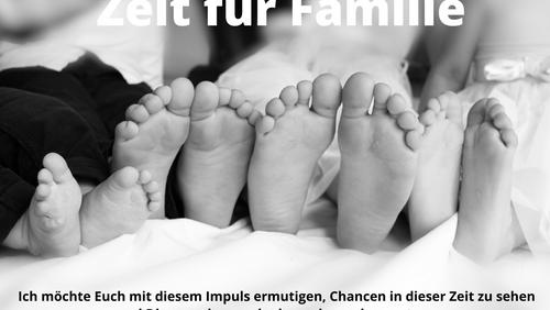 Impuls für Familien
