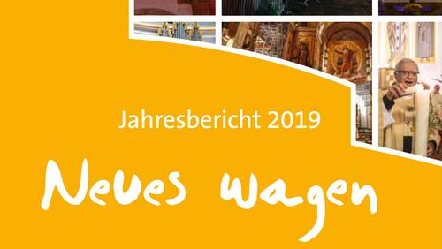 Jahresbericht 2019 für das Erzbistum Berlin erschienen