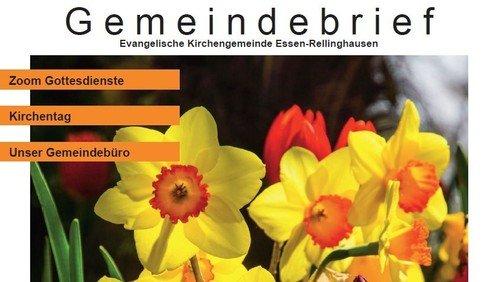 Gemeindebrief | März-Mai 2021