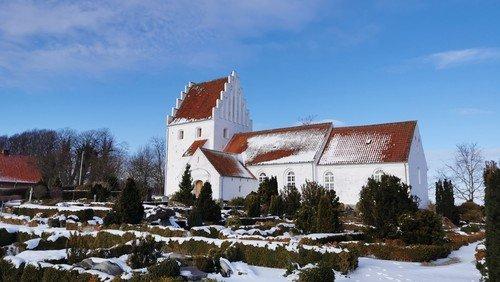 Andagter fra Udby kirke
