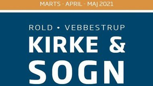 Kirkeblad Rold-Vebbestrup marts-maj 2021