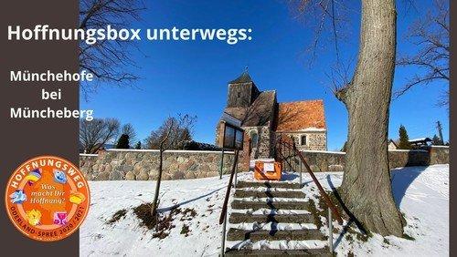 Hoffnungsbox in der Region Strausberg