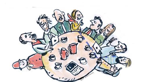 Menighedsrådmøder Vejby og Tibirke