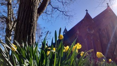 Simple Service 14th March: Prayers and Readings