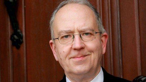 Pfarrer Dr.  Dr. Matthias Wolfes als Vakanzvertretung